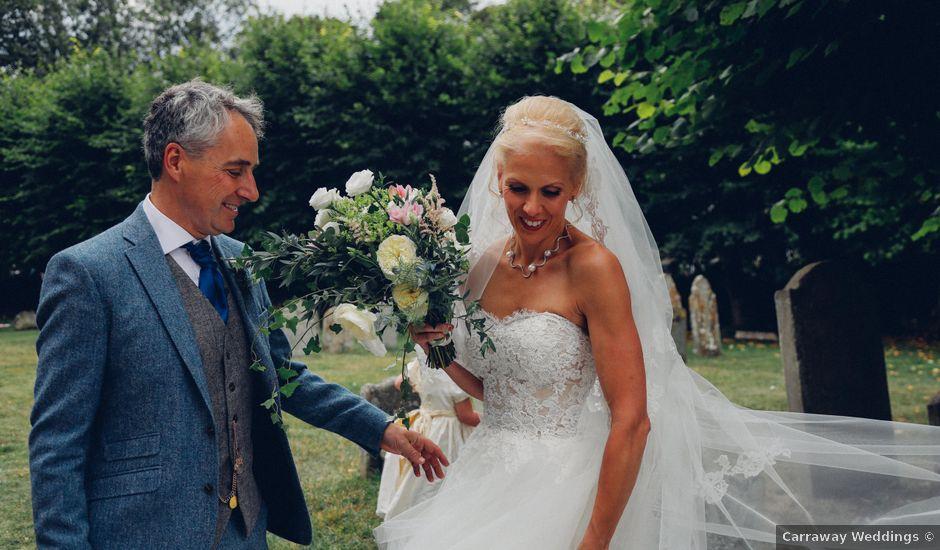 Bill and Monique's Wedding in Cambridge, United Kingdom