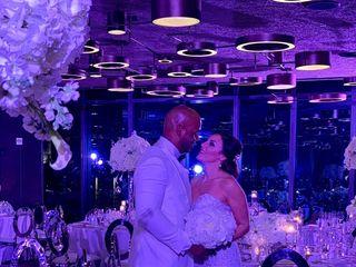 The wedding of Sarah Madkour and Alex ochoa