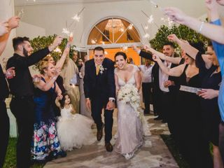 The wedding of Yuselin and Carlo 1