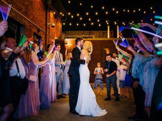 The wedding of Christina and Thomas 1
