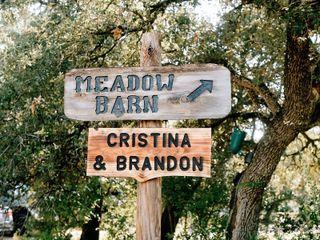 The wedding of Brandon and Cristina 1