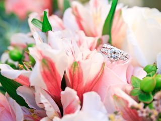 The wedding of Kris-Ann and Garin 2