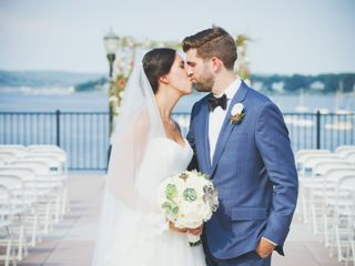 The wedding of Kris-Ann and Garin