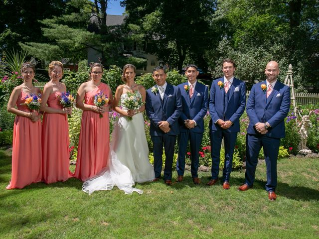 Serge and Laurissa's Wedding in Canandaigua, New York 1