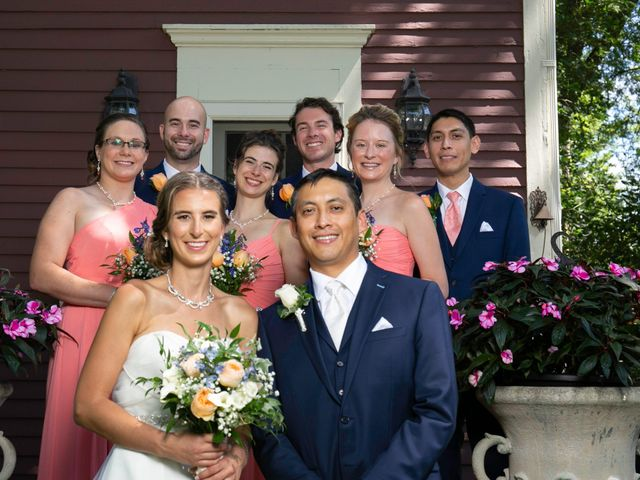 Serge and Laurissa's Wedding in Canandaigua, New York 2