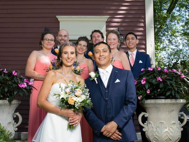 Serge and Laurissa's Wedding in Canandaigua, New York 5