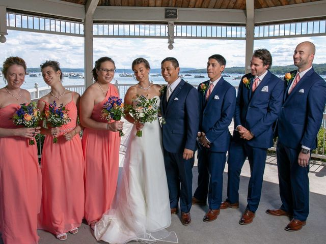 Serge and Laurissa's Wedding in Canandaigua, New York 8