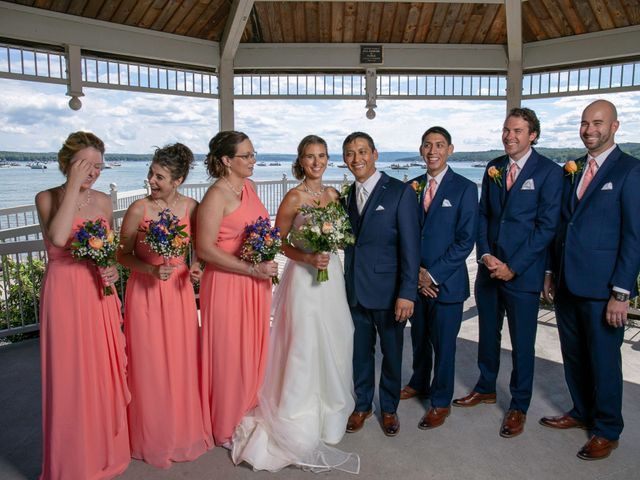 Serge and Laurissa's Wedding in Canandaigua, New York 10