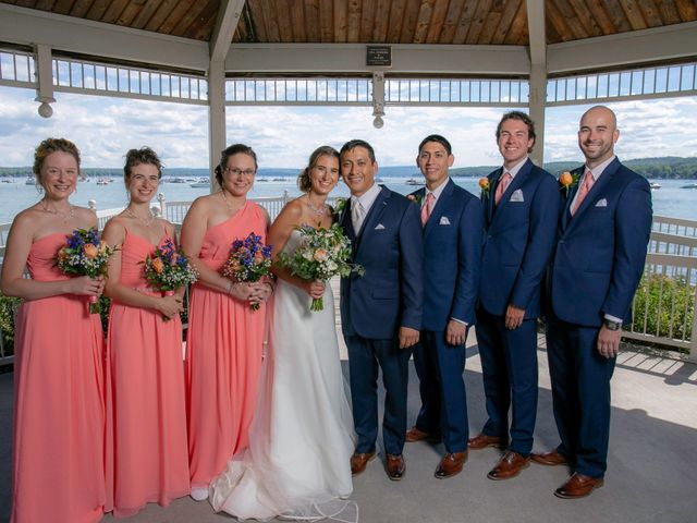 Serge and Laurissa's Wedding in Canandaigua, New York 11