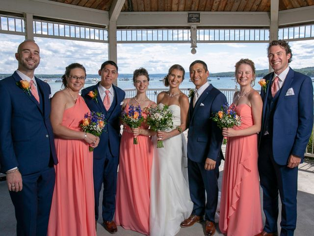 Serge and Laurissa's Wedding in Canandaigua, New York 15