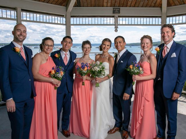 Serge and Laurissa's Wedding in Canandaigua, New York 16