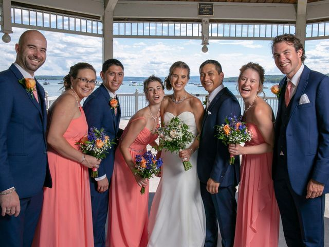 Serge and Laurissa's Wedding in Canandaigua, New York 17