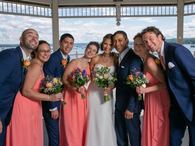 Serge and Laurissa's Wedding in Canandaigua, New York 18