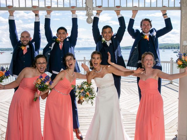 Serge and Laurissa's Wedding in Canandaigua, New York 20