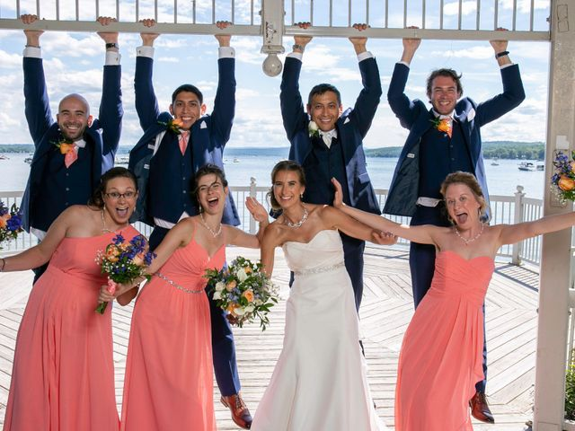 Serge and Laurissa's Wedding in Canandaigua, New York 21