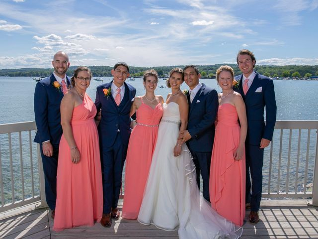 Serge and Laurissa's Wedding in Canandaigua, New York 22