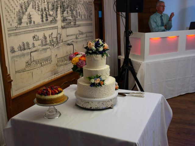 Serge and Laurissa's Wedding in Canandaigua, New York 29