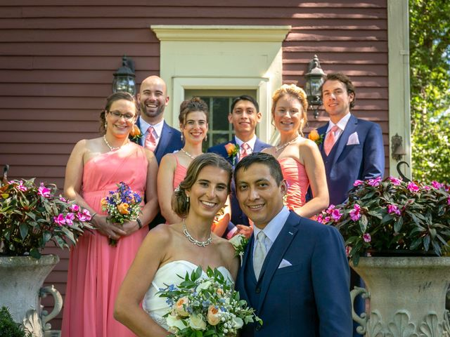 Serge and Laurissa's Wedding in Canandaigua, New York 30