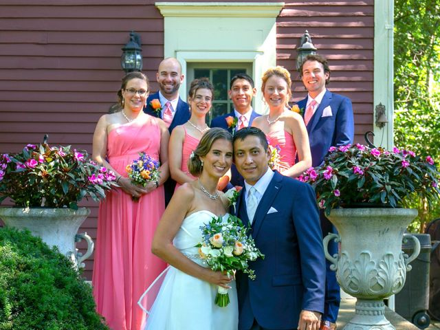 Serge and Laurissa's Wedding in Canandaigua, New York 31