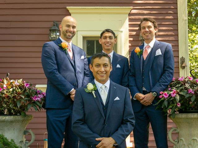 Serge and Laurissa's Wedding in Canandaigua, New York 34