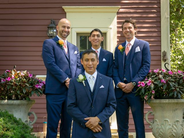 Serge and Laurissa's Wedding in Canandaigua, New York 35