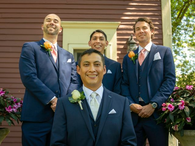Serge and Laurissa's Wedding in Canandaigua, New York 36