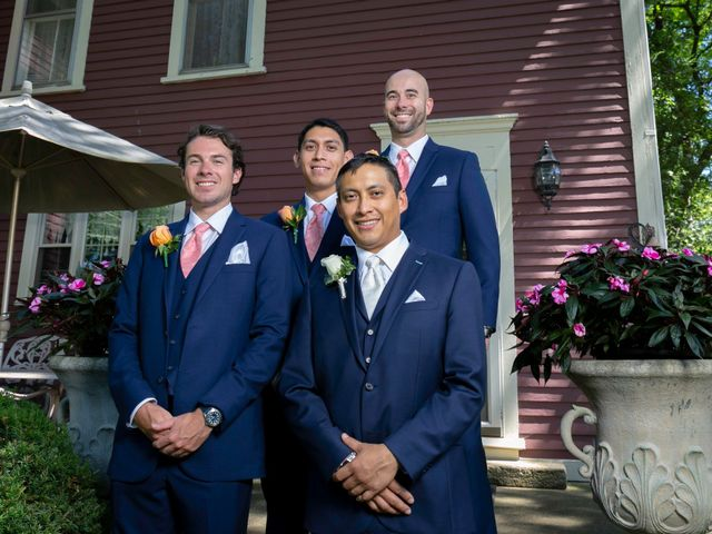 Serge and Laurissa's Wedding in Canandaigua, New York 39