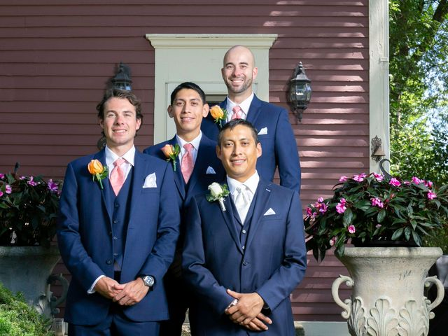 Serge and Laurissa's Wedding in Canandaigua, New York 40
