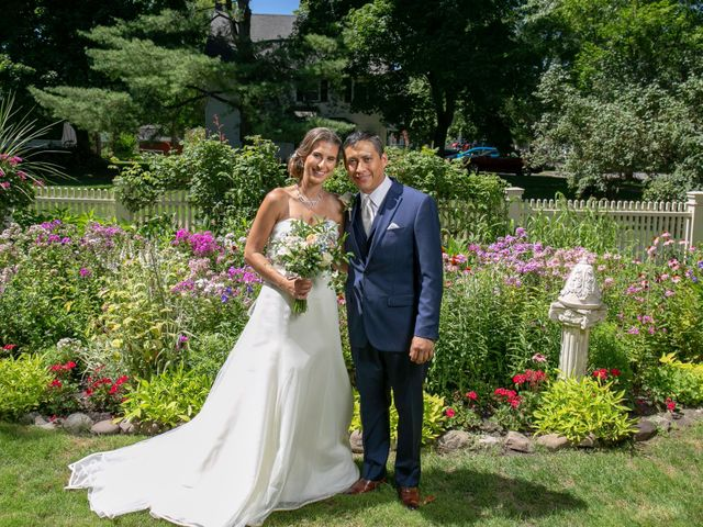 Serge and Laurissa's Wedding in Canandaigua, New York 41