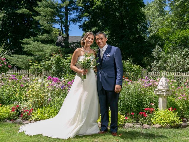 Serge and Laurissa's Wedding in Canandaigua, New York 42