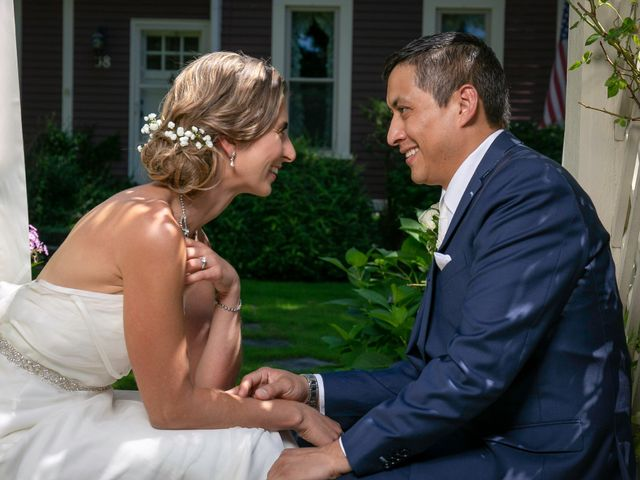 Serge and Laurissa's Wedding in Canandaigua, New York 43