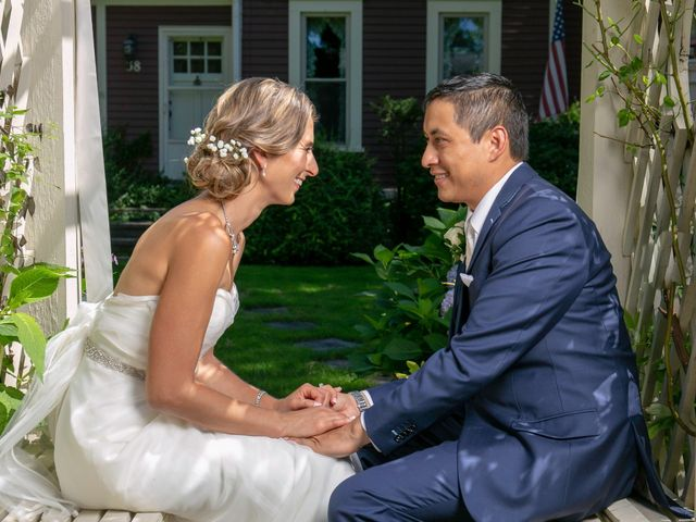 Serge and Laurissa's Wedding in Canandaigua, New York 44