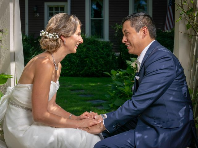 Serge and Laurissa's Wedding in Canandaigua, New York 45