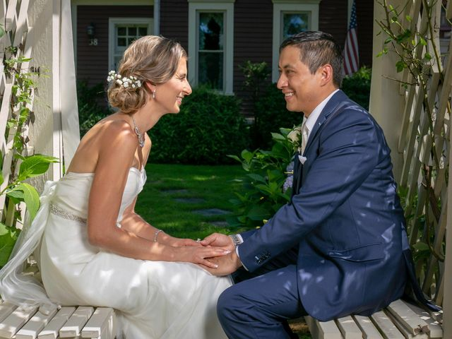 Serge and Laurissa's Wedding in Canandaigua, New York 46