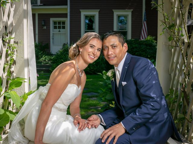 Serge and Laurissa's Wedding in Canandaigua, New York 47
