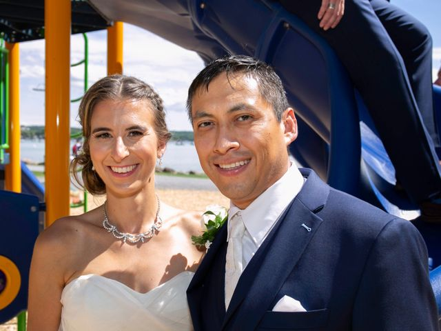 Serge and Laurissa's Wedding in Canandaigua, New York 49