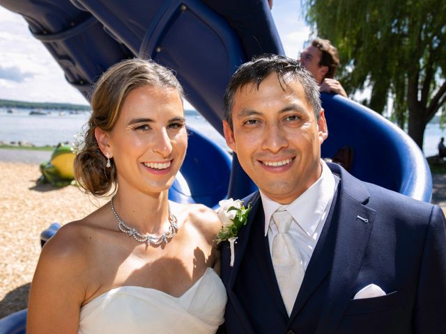 Serge and Laurissa's Wedding in Canandaigua, New York 50