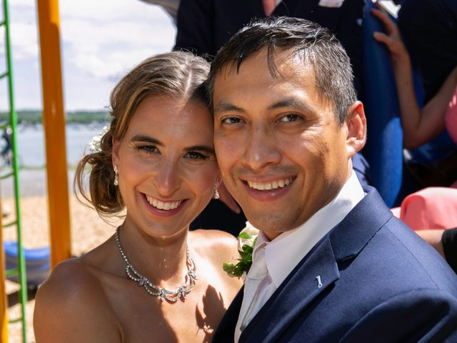 Serge and Laurissa's Wedding in Canandaigua, New York 54