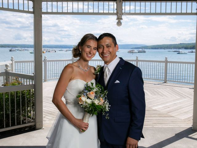 Serge and Laurissa's Wedding in Canandaigua, New York 55