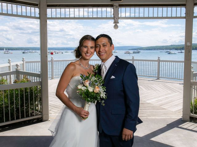 Serge and Laurissa's Wedding in Canandaigua, New York 56