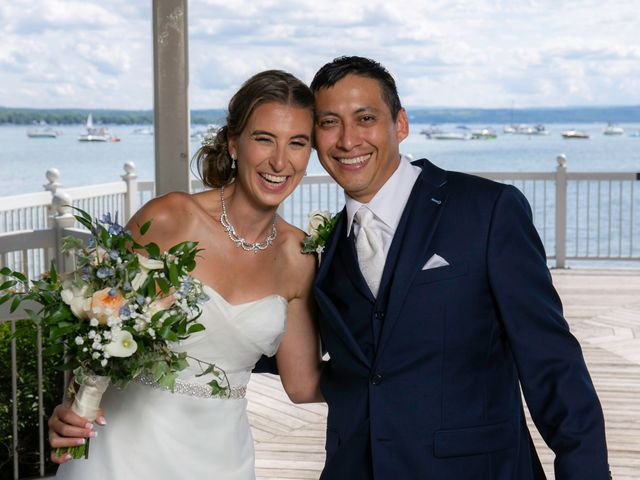 Serge and Laurissa's Wedding in Canandaigua, New York 57