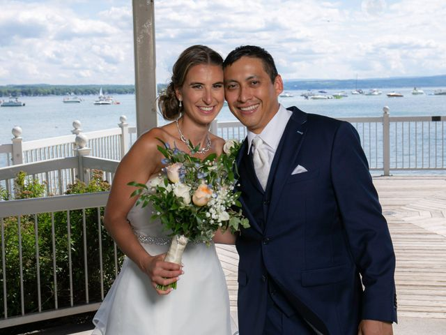 Serge and Laurissa's Wedding in Canandaigua, New York 58