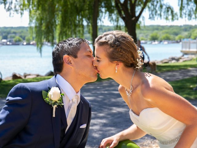 Serge and Laurissa's Wedding in Canandaigua, New York 59
