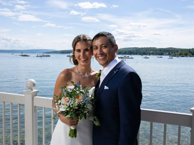 Serge and Laurissa's Wedding in Canandaigua, New York 60