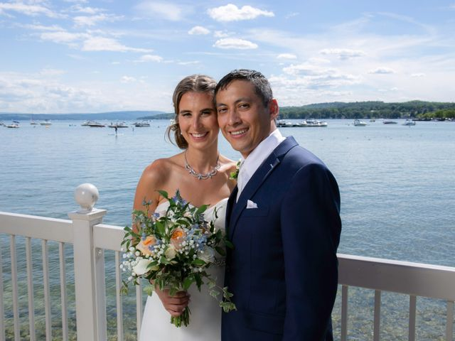 Serge and Laurissa's Wedding in Canandaigua, New York 61