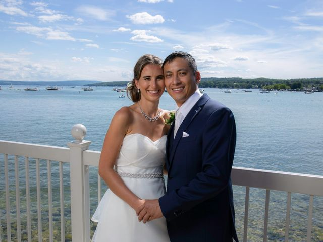 Serge and Laurissa's Wedding in Canandaigua, New York 62