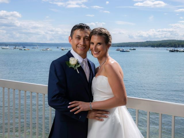 Serge and Laurissa's Wedding in Canandaigua, New York 63