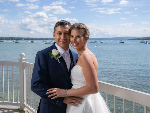 Serge and Laurissa's Wedding in Canandaigua, New York 64