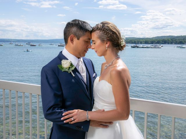 Serge and Laurissa's Wedding in Canandaigua, New York 66