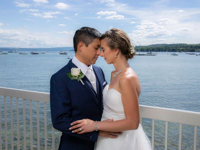 Serge and Laurissa's Wedding in Canandaigua, New York 67